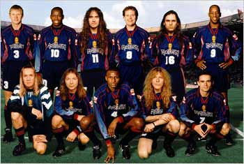 Virtual XI Team. 1998